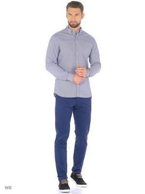 Рубашка - HOMINI8 MANGO MAN. Цвет: темно-синий