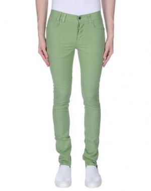 Повседневные брюки 0051 INSIGHT. Цвет: зеленый
