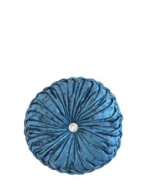 Декоративная подушка La Pastel. Цвет: лазурный
