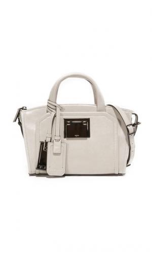 Миниатюрная сумка-портфель Eva Tumi