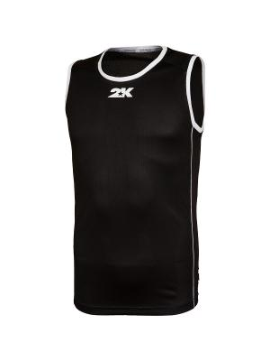 Майка спортивная 2K. Цвет: черный, белый