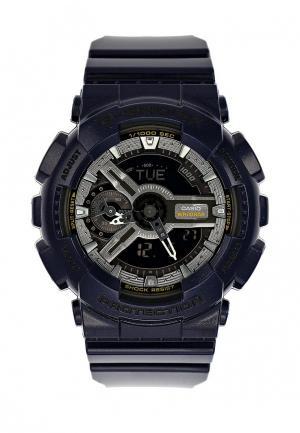 Часы Casio. Цвет: синий
