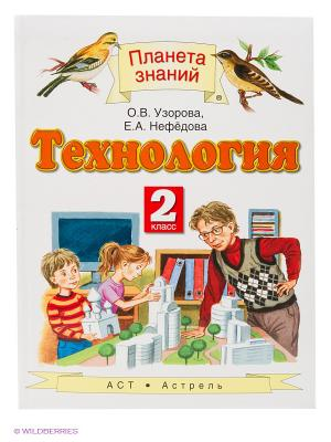 Технология. 2 класс Издательство АСТ. Цвет: белый