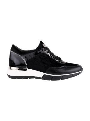 Кроссовки BARRACUDA. Цвет: черный