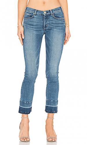 Укороченные джинсы gainsburg MCGUIRE. Цвет: none
