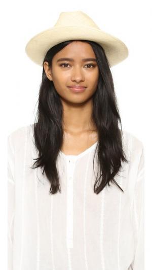 Шляпа Clasico Brisa Artesano. Цвет: натуральный/киви