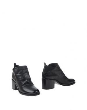 Ботинки NORA BARTH. Цвет: черный
