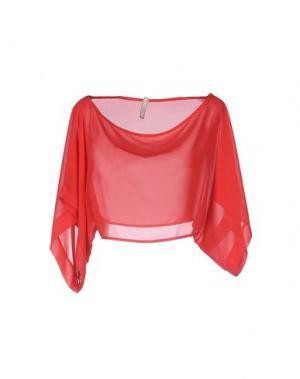 Блузка FLY GIRL. Цвет: фуксия