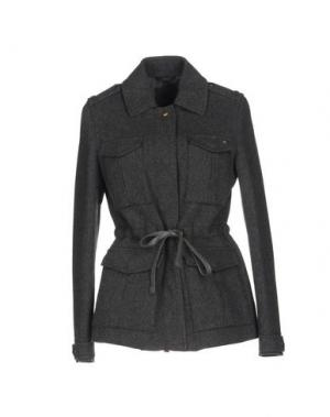Куртка SPIEWAK. Цвет: свинцово-серый