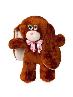 Мягкая игрушка Ассорти. Цвет: темно-коричневый