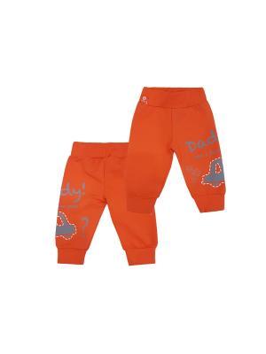 Брюки NewStar. Цвет: серый, молочный, оранжевый
