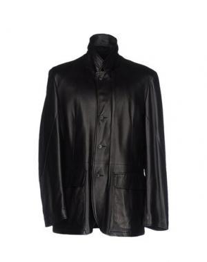 Пиджак THE BRIDGE. Цвет: черный