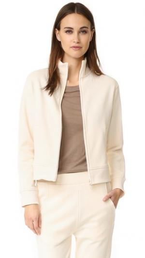 Спортивная куртка Vince. Цвет: оттенок белого