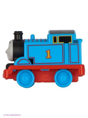 Друзья-паровозики THOMAS & FRIENDS. Цвет: зеленый, красный, синий