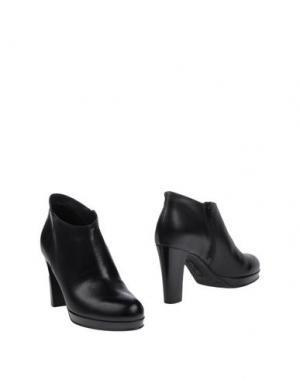 Ботинки MANAS. Цвет: черный
