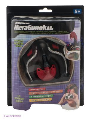 Игровой набор Мегабинокль серии Суперагент DREAM MAKERS. Цвет: черный, красный