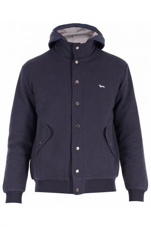 Куртка Harmont&Blaine. Цвет: синий