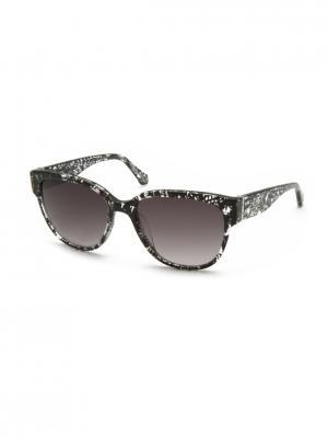 Солнцезащитные очки VW 833S 01 Vivienne Westwood. Цвет: черный