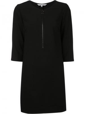 Платье Versed Trina Turk. Цвет: чёрный