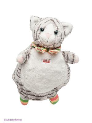 Мягкая игрушка Собака/Кошка TRUDI. Цвет: серый, коричневый