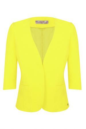Пиджак SUPERTRASH. Цвет: желтый