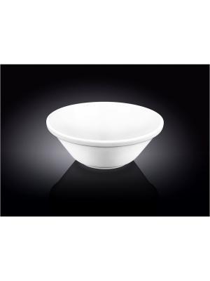 Набор салатников Wilmax 4 шт. 15 см. Цвет: белый