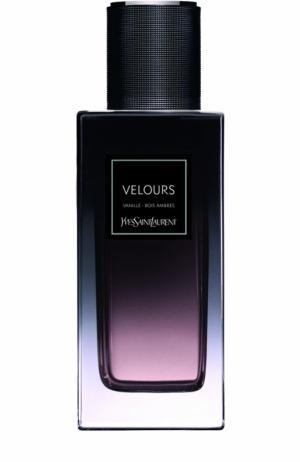 Парфюмерная вода Velours YSL. Цвет: бесцветный