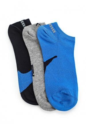 Носки Puma. Цвет: разноцветный