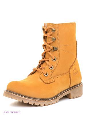 Ботинки Best Walk. Цвет: оранжевый