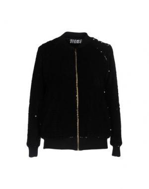 Куртка ANIYE BY. Цвет: черный