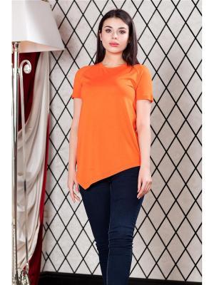 Кофточка RUXARA. Цвет: оранжевый
