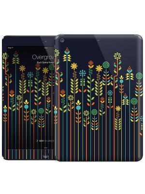 Наклейка на iPad Air Overgrown Budi - Satria Kwan Gelaskins. Цвет: черный