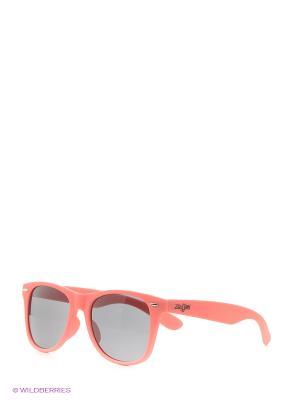 Очки ZIQ&YONI. Цвет: бледно-розовый, синий