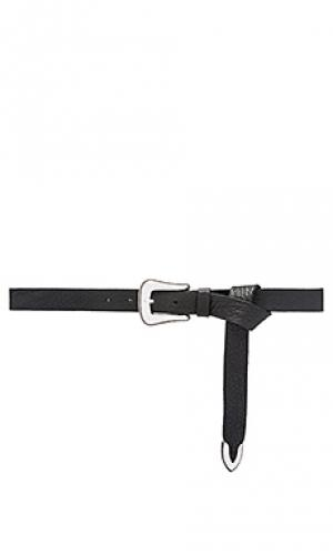 Пояс taos mini waist B-Low the Belt. Цвет: черный