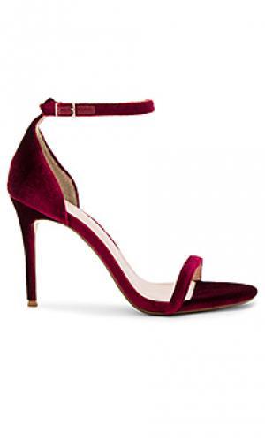 Туфли на каблуке blake RAYE. Цвет: красный