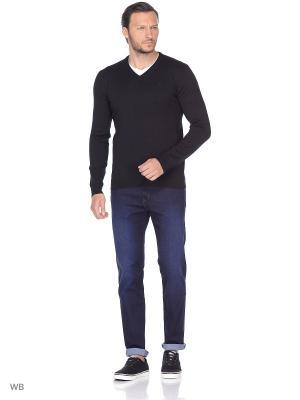 Пуловер Wrangler. Цвет: черный