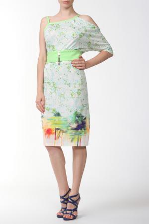 Платье Whos Who Who's. Цвет: мультицвет