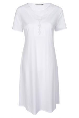 Ночная сорочка Feraud. Цвет: белый