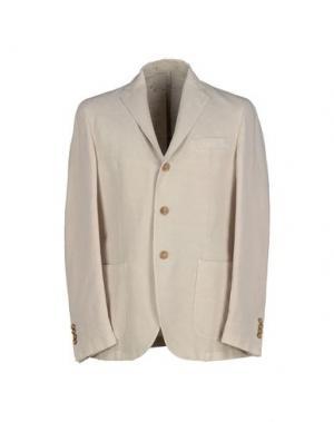 Пиджак MONTEDORO. Цвет: белый