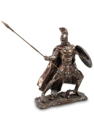Статуэтка Гектор - Троянский принц Veronese. Цвет: бронзовый