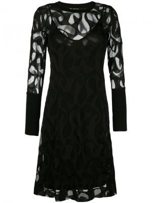 Платье Punaa By Malene Birger. Цвет: чёрный