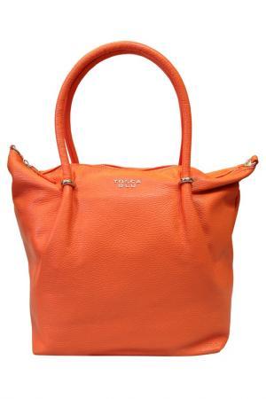 Сумка Tosca Blu. Цвет: оранжевый