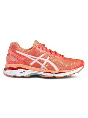 Спортивная обувь GEL-KAYANO 23 ASICS. Цвет: розовый, белый, коралловый