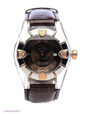 Часы Roberto Cavalli. Цвет: коричневый