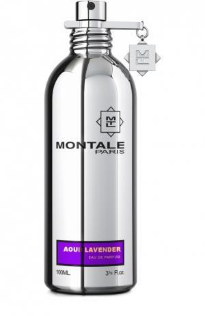 Парфюмерная вода Aoud Lavander Montale. Цвет: бесцветный