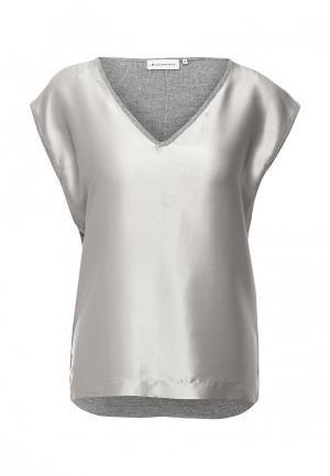 Блуза Delicate Love. Цвет: серый