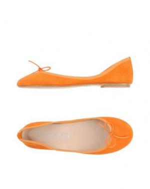 Балетки CANTARELLI. Цвет: оранжевый