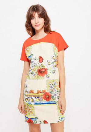 Платье Glam Goddess. Цвет: разноцветный