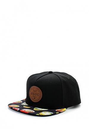 Бейсболка DC Shoes. Цвет: черный
