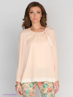 Блузка Aaiko. Цвет: кремовый